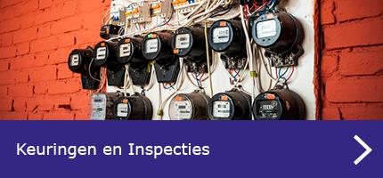 als onafhankelijke specialist uitvoeren van nieuwe en bestaande NEN1010 oplevering- en NEN3140 inspecties